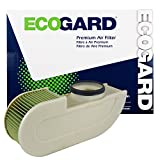 ECOGARD XA4470 Premium Engine Air Filter Fits Acura Legend / Sterling 827, 825