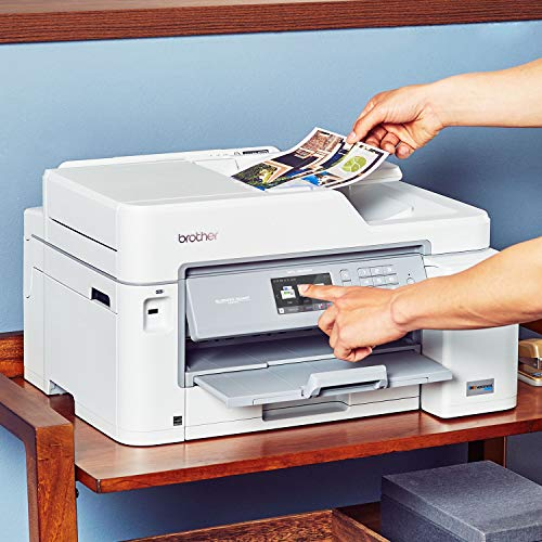 Brother Inkjet Printer, MFC-J5845DW, INKvestment Color Inkjet All-in-One Printer with Wireless, Duplex Printing and Up to 1-Year of Ink in-Box, Amazon Dash Replenishment Enabled by Brother (Image #4)