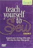 Thread's Teach Yourself to Sew DVD - Season 2
