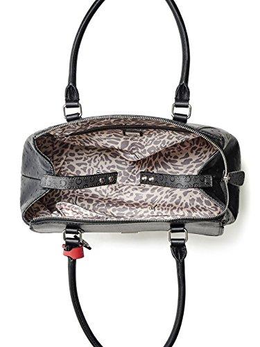 0455e13681a3 GUESS Octavia Satchel Tote Bag Handbag  Handbags  Amazon.com