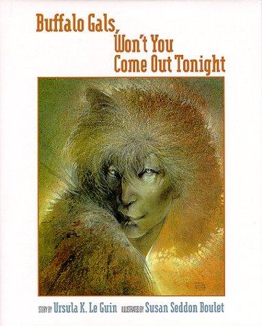 Buffalo Gals: Won't You Come Out Tonight by Ursula K. Le Guin - Shopping Malls Buffalo