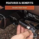 CURT 23518 Black Trailer Hitch Lock 5/8-Inch Pin
