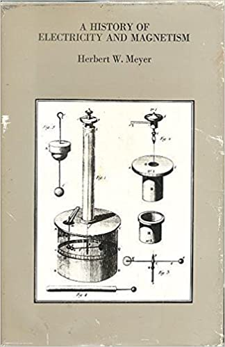 A History of Electricity and Magnetism: Herbert W. Meyer: 9780262130707: Amazon.com: Books