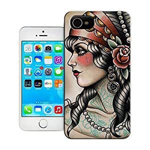Unique Phone Case Skeleton skull head arts map-02 Hard Cover for iPhone 4/4s cases-buythecase