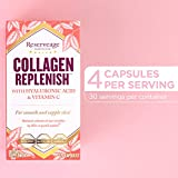 Reserveage, Collagen Replenish Capsules, Skin and