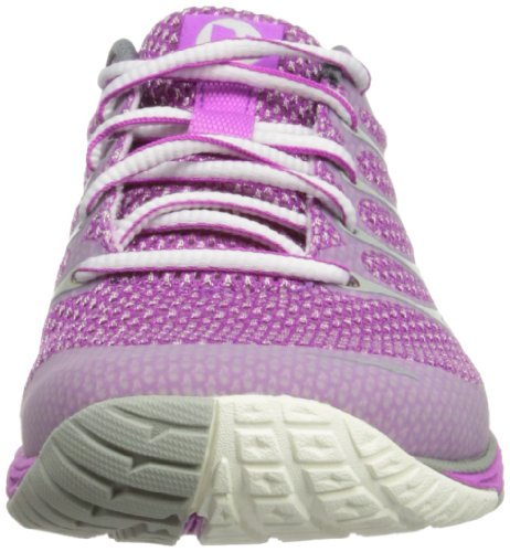 Merrell Road Glove Dash 3 - zapatillas de running de sintético mujer - Purple/Ice