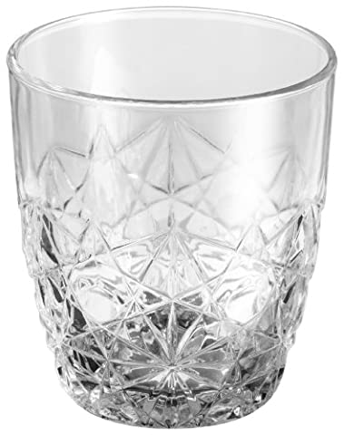 Bormioli Rocco Dedalo Double Old Fashioned 6-Piece Glass Set - Premium Pilsner