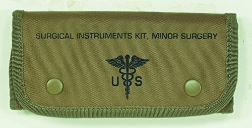 VooDoo Tactical 15-7688007000 Empty Surgical Kit Pouch, -
