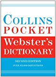 Collins Pocket Webster's Dictionary, HarperCollins Publishers, 0061141925