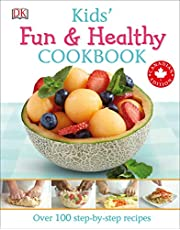 Kids' Fun and Healthy Cookbook Canadian Edition