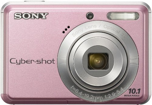 Sony Cyber-shot® DSC-S930 10-MP Digital Camera with 3x Optical Zoom, 2.4