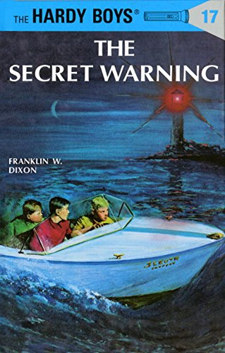 The Secret Warning (The Hardy Boys, No. - Calhoun In Stores Ga