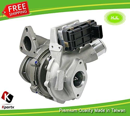 Turbo Turbocharger For FORD Ranger T6 PX 3.2L Diesel GTB2256VK 812971-5002