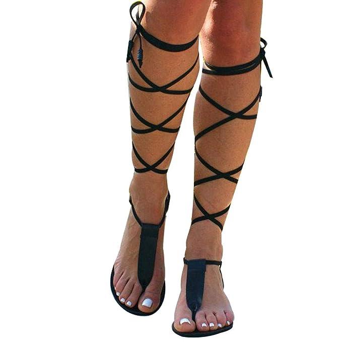 be901d943 Women Gladiator Sandals Flat