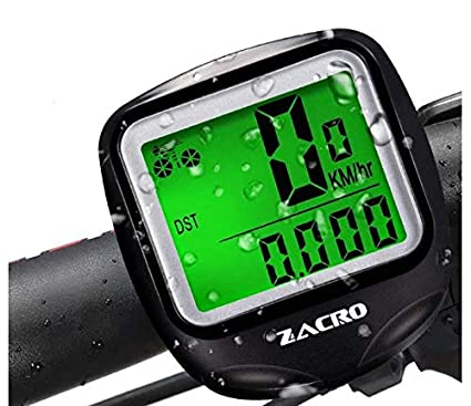 57db35d0484 Buy Wireless Cycling Computer Bicycle Speedometer Online at Low Prices in  India - Amazon.in