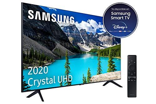🥇 Samsung Crystal UHD 2020 43TU8005 – Smart TV de 43″ con Resolución 4K