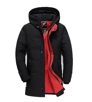 SRL Abrigos cálidos para Hombres Llegada Cuando 90% de Pato Blanco Abrigos Abajo Moda de