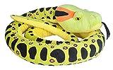Wild Republic Snakes, Super Jumbo Snake Plush Giant Stuffed Animal, Plush Toy, Gifts for Kids, Anaconda, 113 Inches