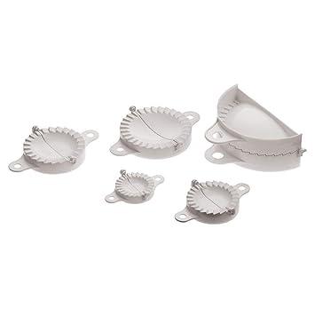Tellier 49843-05 - Moldes para empanadillas (5 unidades): Amazon.es: Hogar