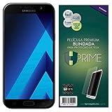 Película para Galaxy A5 2017, Hprime Curves (Blindada) [SILICONE][FRONTAL][ADERE NA PARTE CURVA], Samsung Galaxy A5 2017 A520