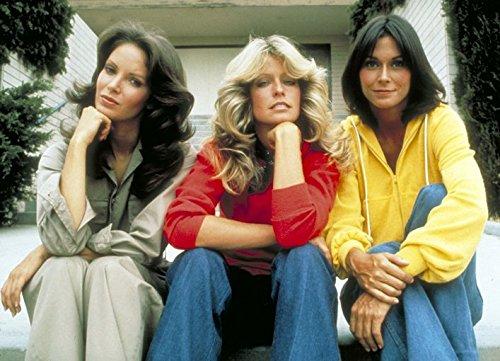 Charlie's Angels Classic TV 11x14