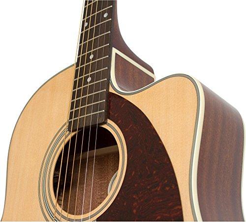Epiphone-AJ-210CE-Semi-Acoustic-Guitar-with-HARD-CASE