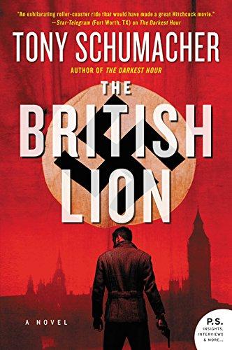 The British Lion: A Novel pdf