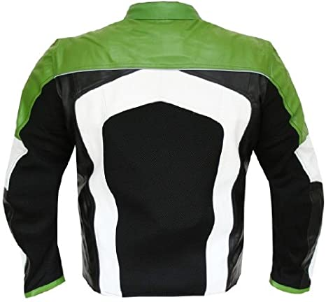 Amazon.com: New Mens Razer Motorcycle Biker Armor Mesh ...