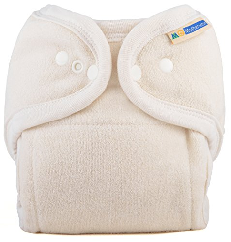 Mother Ease One Size Cloth Diaper Unbleached product image