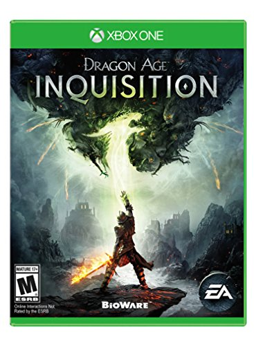 Dragon Age Inquisition - Standard Edition - Xbox One (Best Story Games Xbox One)