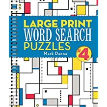 Large Print Word Search Puzzles 4