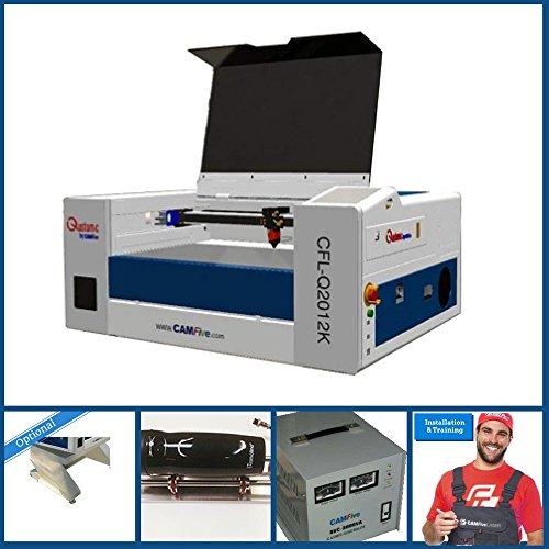 Camfive Laser 40w Co2 Cutter Amp Engraver Model Q2012k