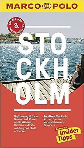 MARCO POLO Reisef??hrer Stockholm: Reisen mit Insider-Tipps. Inklusive kostenloser Touren-App & Update-Service by Tatjana Reiff (2016-01-14)