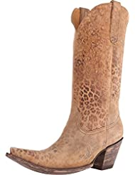 Old Gringo Womens Leopardito 13'