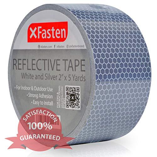 XFasten Reflective Tape White