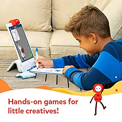 Osmo - Super Studio Disney Frozen 2 - Ages 5-11 - Drawing Activites - For iPad or Fire Tablet (Osmo Base Required): Toys & Games