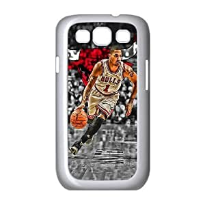 C-EUR Phone Case Derrick Rose Hard Back Case Cover For Samsung Galaxy S3 I9300