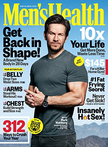 Magazines : Men's Health