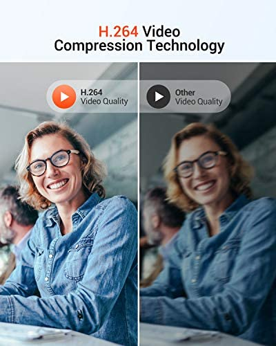 Webcam with Microphone for Desktop, DEPSTECH USB Webcam 1080P, Web Cameras for Computers, Computer Camera with Microphone for PC, Desktop, Laptop, Streaming Webcam with Cover Slide & Tripod