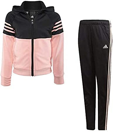 adidas - Survêtement - Fille Multicolore