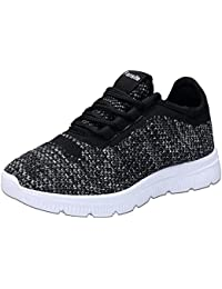 2977ff314256 Kid s Lightweight Sneakers Boys Girls Toddler Cute Casual Running Shoes