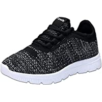 FANSITE Kid's Lightweight Sneakers Boys Girls Toddler Cute Casual Running Shoes