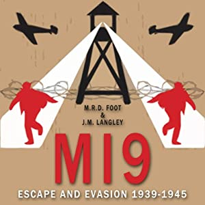 MI9 Audiobook