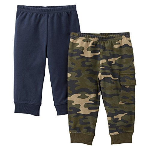 JUST Carters Boys 2 Pack Pant