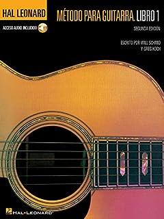 Spanish Edition: Hal Leonard Metodo Para Guitarra Libro 1 - Segunda Edition: (Hal