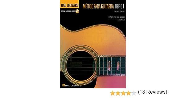 Hal Leonard Metodo Para Guitarra. Libro 1 - Segunda Edition: Hal ...