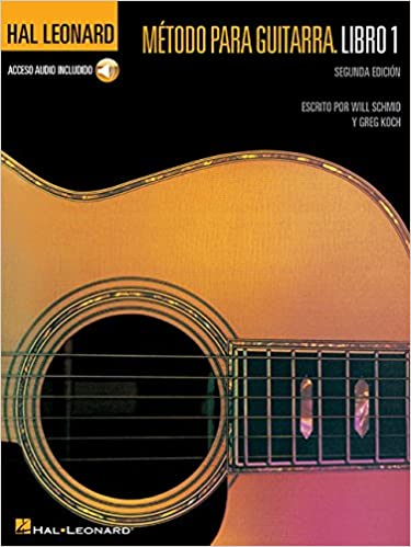 Hal Leonard Metodo Para Guitarra. Libro 1 - Segunda Edition: Hal Leonard Guitar Method, Book 1 - Spanish 2nd Edition: Amazon.es: Will Schmid, ...