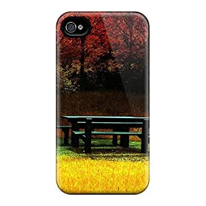 YOs24654bSfm ZhiqiangYao Awesome Cases Covers Compatible With Iphone 6 - Autumn Bench
