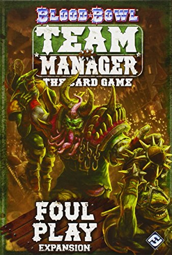 Blood Bowl: Team Manager - Foul Play Expansion by Fantasy Flight Games