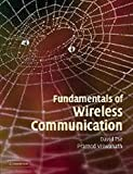 img - for Fundamentals of Wireless Communication - International Economy Edition book / textbook / text book